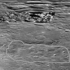 This image come from a NASA satellite which circled the moon in order to supposedly map it. Oddly enough though most of these missions were financed from the defence department and not just through NASA. NASA has blurred out the images of the alien bases and structures but if you look closely you can, through the blurriness, see the shapes of the towers and buildings. #moon #alien #ufo #Nasa #evidences #base #building #structure