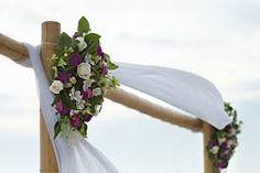 beach wedding theme centerpiecespurple - Αναζήτηση Google