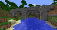 Casual Minecraft Bridge