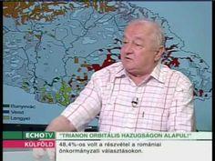 """Trianon orbitális hazugságon alapul!"" - Echo Tv"