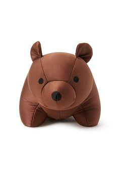 Bear-Shaped Neck Pillow | FOREVER21 - 1000060556 - Perfect for traveling!