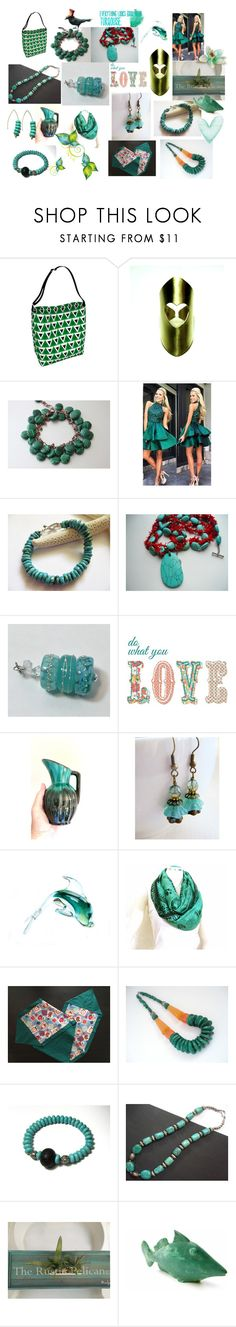 Do What you Love by anna-recycle on Polyvore featuring memento, Volcanica, modern, rustic and vintage