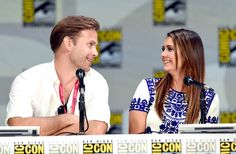 The Vampire Diaries at Comic Con 2014 in San Diego   July 26, 2014