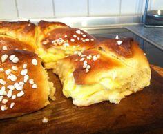 Rezept Vanillecremebrötchen von Asmodia - Rezept der Kategorie Backen süß Mit getreideZucker