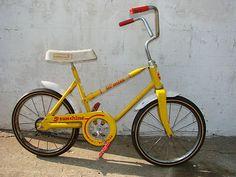Retro Kids Bike