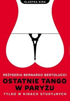 Last tango in Paris – film poster by Homework (Joanna Górska and Jerzy Skakun) Polish Movie Posters, Polish Films, Paris Film, Paris Paris, Last Tango In Paris, Bernardo Bertolucci, Cinema Posters, Film Posters, Alternative Movie Posters