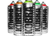 Just got our Kobra inventory in!!!!! SOOOO excited! - The 15 Best Spray Paint Brands Available In America | Complex