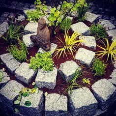 #buddah #granit #kräuterschnecke #withoutconcrete
