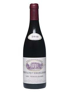 The very finest Burgundies are crazy expensive (upwards of 1K per bottle), but there are lots of Burgundies that are both delicious and affordable, including this 2010 Domaine Chandon de Briailles Pernand-Vergelesses Premier Cru Il des Vergelesses.