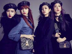 Blackpink  Elle Japan