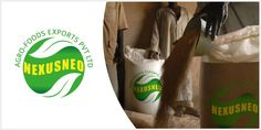 #Logo design and #branding for Agro food Export company!