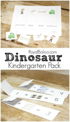 Free Dinosaur Kinder