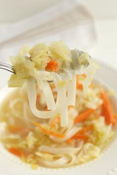Winter Detox Soup – Petit Foodie