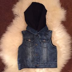 TODAY ONLY  7 for all mankind denim vest Size 18 months brand new with tags. 7 for all Mankind Jackets & Coats Jean Jackets