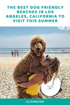 The Best Dog Friendly Beaches in Los Angeles, California to visit this Summer A best dog beach will certainly offer a safe environment for pet dogs to run, play, swim and also engage with various other pets. #dogbeach #dogsofinstagram #beach #dogs #dog #beachdog #doglife #puppiesofinstagram #dogstagram #puppy #dogoftheday #instadog #beachlife #happydog #puppies #of #doggo #doglovers #doglover #instagram #sandiego #puppylove #frenchie #rescuedog #beachday #pets #ilovemydog #adoptdontshop Places In California, California Travel, Dog Beach, Beach Day, Pet Travel Carrier, Happy Dogs, Dog Friends, Dog Life, Rescue Dogs