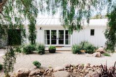 Montecito Creek : Eserts Studio board and baton exterior