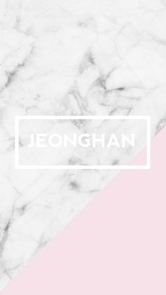 Seventeen Wallpaper (Jeonghan Version)!! Please give credit if you use this…