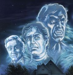 "Fan art ""Fright Night"""