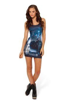 Dark City Dress › Black Milk Clothing
