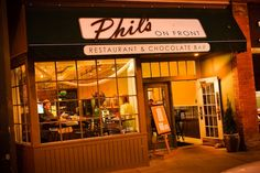 Phil's on Front St- Traverse City