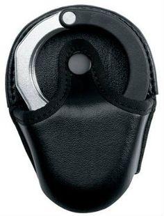 ASP 56170 Black Ballistic Nylon Open Top Handcuff Case for Rigid Cuffs for sale online Tactical Accessories, Fishing Accessories, Handcuff Case, How To Sharpen Scissors, Molle Pouches, Combat Gear, Shoulder Bags For School, Tactical Gear, Black Leather