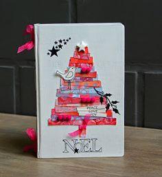 PaperArtsy: GD: Anneke De Clerck Project #2 Holiday Memories