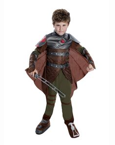 How to Train Your Dragon 2 Hiccup Child Costume – Spirit Halloween