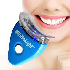 Teeth Whitening Light Dental LED Bleaching Teeth Whitening Tooth Laser Machine Dental Care Tool Oral Care Gel Toothpaste Kit http://reviewscircle.com/health-fitness/dental-health/natural-teeth-whitening