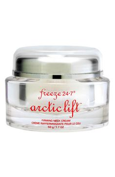 Freeze 24-7® 'ArcticLift™' Firming Neck Cream available at #Nordstrom