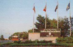 Griffiss Air Force Base - Rome, NY ( My 1st Base)