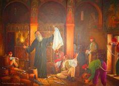 Παράτολμος Έλληνας  : Ὁ Σαμουήλ (Κούγκι 13 Δεκεμβρίου 1803)