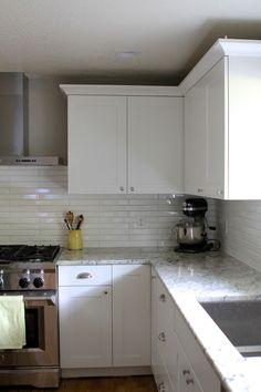 new kitchen from @Lauren's Latest