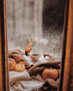 A community that gathers to celebrate the best season all year round: Autumn. Wallpaper Free, Fall Wallpaper, October Wallpaper, Wallpaper Backgrounds, Autumn Cozy, Fall Winter, Autumn Feeling, Autumn Rain, Autumn Morning