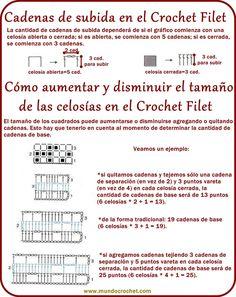Crochet filet ✿⊱╮Teresa Restegui http://www.pinterest.com/teretegui/✿⊱╮
