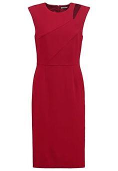 Zakelijke jurk - red