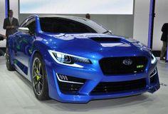 Subaru WRX #ChicagoAutoShow #FuelCAS