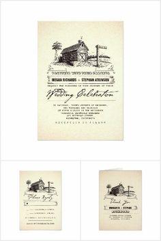 Old Barn Wedding Collection