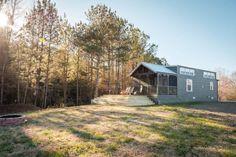 Our Tiny House: 400 Sq. Ft. Custom Park Model Cabin!