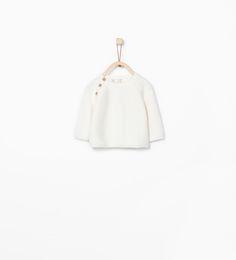 ZARA - MINI - Star detail sweater