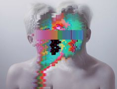 Heitor Magno - Glitch Art - Art People Gallery