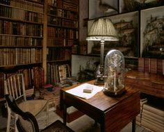 calke abbey interior - Google Search