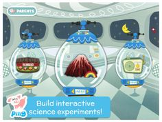 Piiig Labs : expériences scientifiques pour les plus jeunes