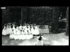 BBC News - Ballets Russes archive footage found in British Pathe archive
