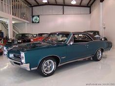 Daniel Schmitt & Co. Presents: 1966 Pontiac GTO.  Visit www.schmitt.com or call 314-291-7000 for more details!