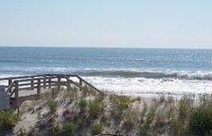 At the Beach! Best Views on the Island! Sunrises & Sunsets in Sea Isle City, NJ!
