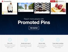 What Are Promoted Pins On #Pinterest And How Do You Use Them? #infographic