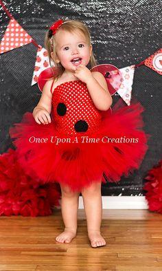Hey, I found this really awesome Etsy listing at https://www.etsy.com/listing/160023718/little-ladybug-tutu-dress-newborn-3-6-9