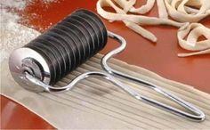 rolo corta fácil talharim cortador massas aço inox original