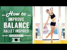 Improve your Balance with simple exercises | Lazy Dancer Tips - YouTube