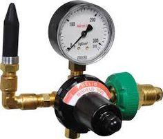 Regulador de Gas Helio